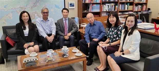 Vietnam y Hong Kong buscan promover cooperacion educacional hinh anh 1