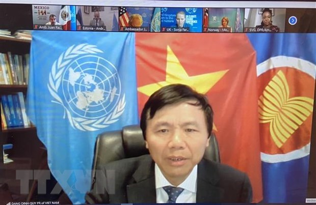 Apoya Vietnam incorporar perspectiva de genero en prevencion del extremismo violento hinh anh 1