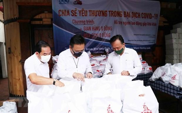Vicecanciller vietnamita agradece apoyo de coterraneos en extranjero a lucha antiepidemica hinh anh 1