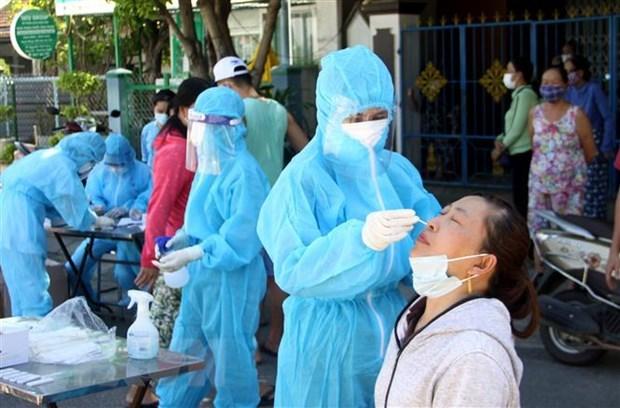 Vietnam registra el dia con mas localidades que reportan casos del COVID-19 hinh anh 1