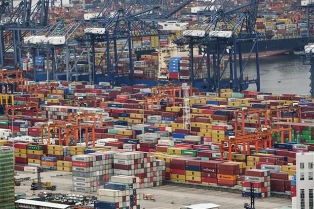 Comercio ASEAN-China aumenta 85 veces en los ultimos 30 anos hinh anh 1