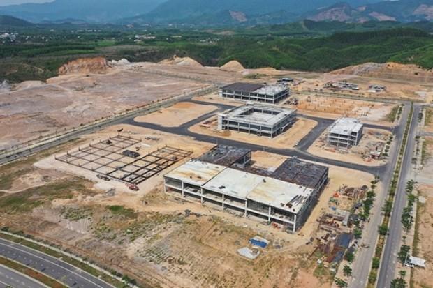Grupo de farmaceutico indio planea invertir en ciudad centrovietnamita hinh anh 1