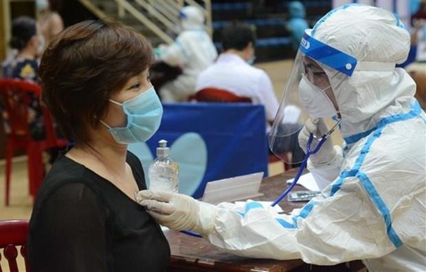 Vietnam supera los 133 mil casos del COVID-19 hinh anh 1