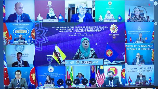 Debaten la solicitud de adhesion a la ASEAN de Timor Leste hinh anh 1