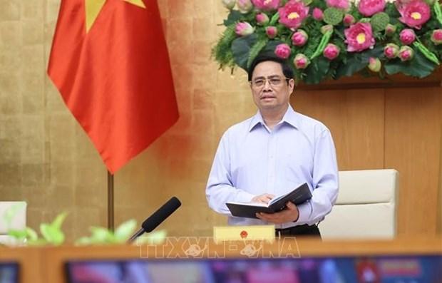 Aprueban designacion de viceprimeros ministros del Gobierno vietnamita hinh anh 1
