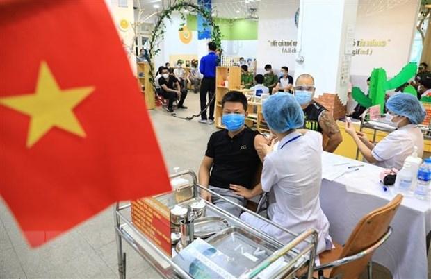 Periodico aleman destaca esfuerzos en lucha antiepidemica de Vietnam hinh anh 1