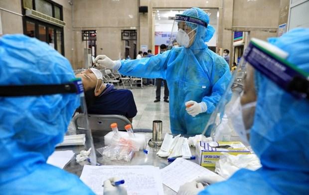 Moviliza Vietnam a policlinicas privadas en lucha contra el COVID-19 hinh anh 1