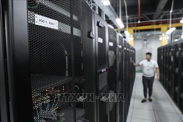 Vietnam en el top 10 de mercados emergentes para centros de datos hinh anh 1