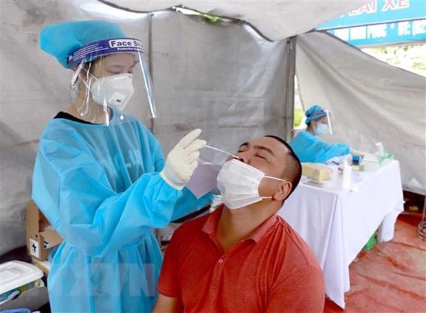 Vietnam amenece con mas de cuatro mil casos del COVID-19 hinh anh 1