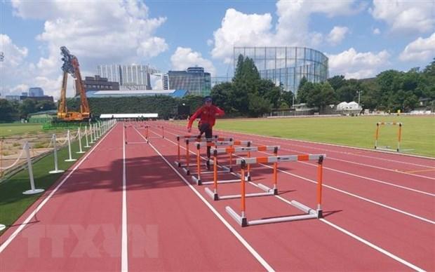 Tokio 2020: Deportista vietnamita ante oportunidad de hacer historia en atletismo hinh anh 1