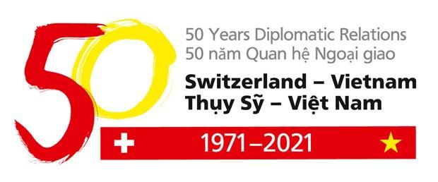 Destaca embajador suizo lazos de amistad y cooperacion con Vietnam hinh anh 1