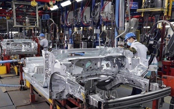 Periodico indio: Vietnam emerge como potencia economica en la region hinh anh 2