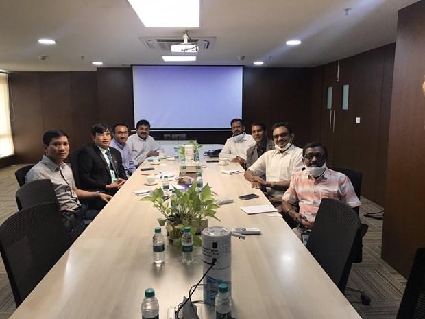 India dispuesta a cooperar con Vietnam en produccion de vacunas contra COVID-19 hinh anh 1
