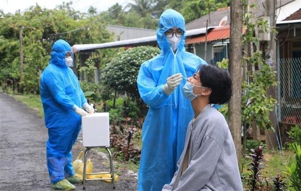 Vietnam confirma mas de cuatro mil 300 mil nuevos casos del COVID-19 hinh anh 1