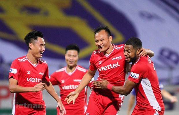 Volvera la liga del futbol de Vietnam en noviembre hinh anh 1