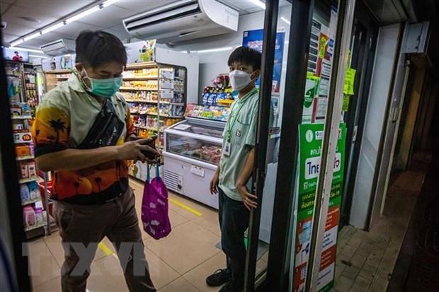 Tailandia reduce su pronostico de crecimiento economico por tercera vez en 2021 hinh anh 1