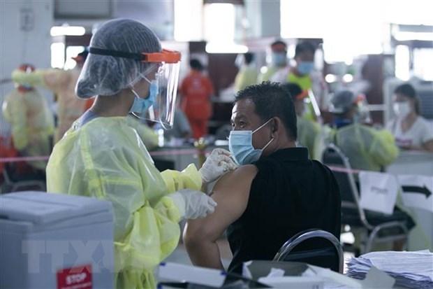 Laos registra aumento de casos importados del coronavirus hinh anh 1