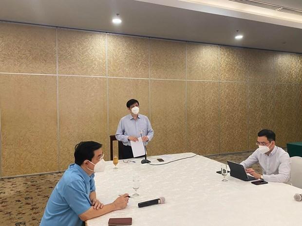 Exhortan a localidades vietnamitas a prepararse ante aumento de casos del COVID-19 hinh anh 2