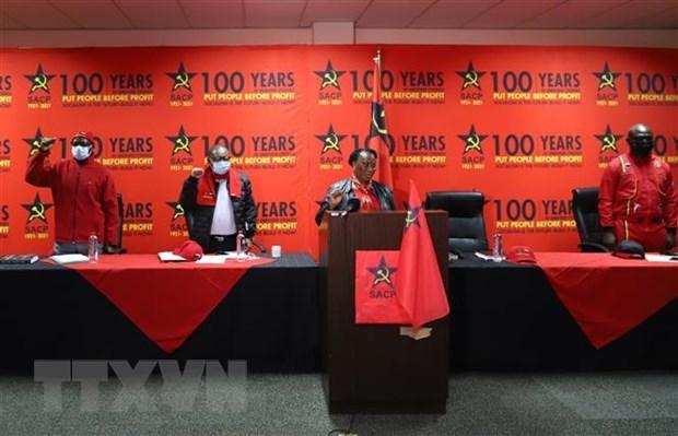 Vietnam felicita a Partido Comunista Sudafricano por su centenario hinh anh 1