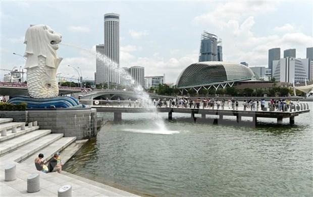 Singapur refuerza control de entrada desde Australia y provincia china de Jiangsu hinh anh 1