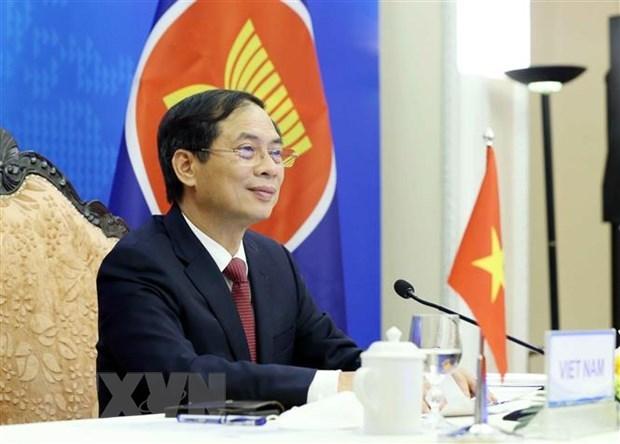 ASEAN comprometida a mantener una region libre de armas nucleares hinh anh 1