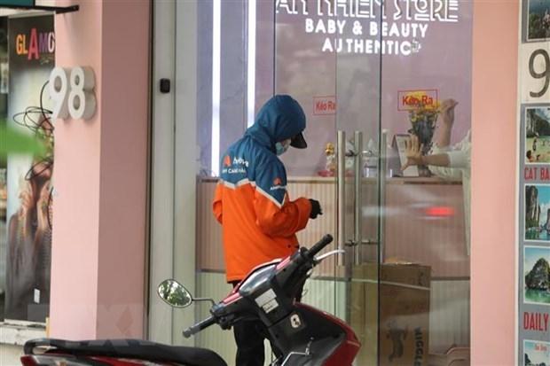 Proponen en Vietnam facilitacion de entrega de productos durante el distanciamiento social hinh anh 1