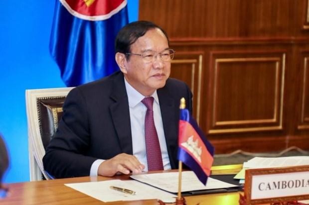 Camboya exhorta a la ASEAN a mantener progreso en reduccion de la pobreza hinh anh 1