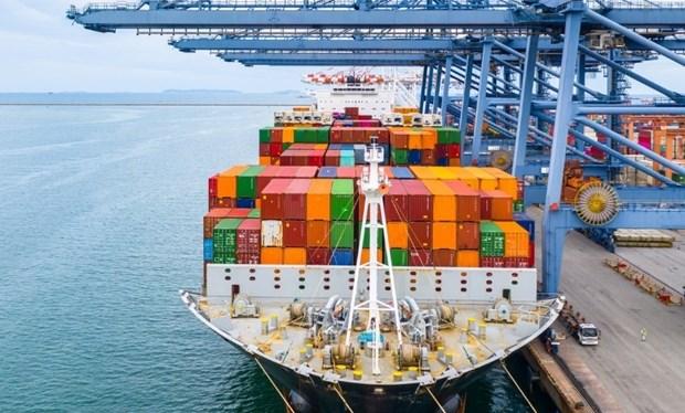 En alza exportaciones de Vietnam a UE en primeros siete meses de 2021 hinh anh 1