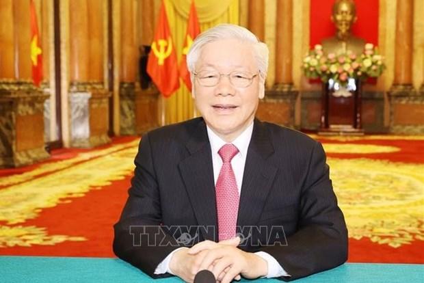 Alaban vision del Partido Comunista de Vietnam sobre economia de mercado con orientacion socialista hinh anh 1