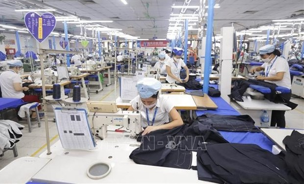 Vietnam, segundo exportador mundial de confecciones hinh anh 1