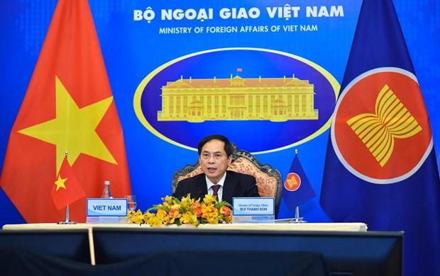ASEAN y Corea del Sur profundizan relaciones de asociacion estrategica hinh anh 2