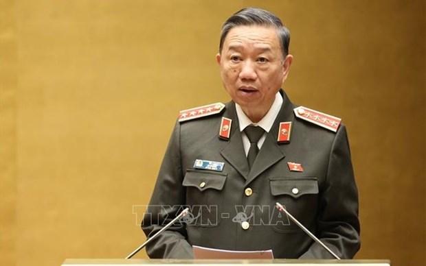 Vietnam promovera cooperacion con Laos en lucha antidroga hinh anh 1