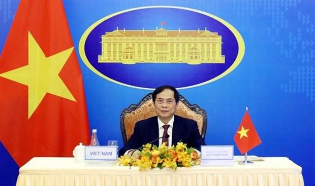 Efectuan segunda Reunion Ministerial de Asociacion Mekong-Estados Unidos hinh anh 1