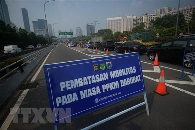 Indonesia reanudara gradualmente las actividades economicas en septiembre hinh anh 1