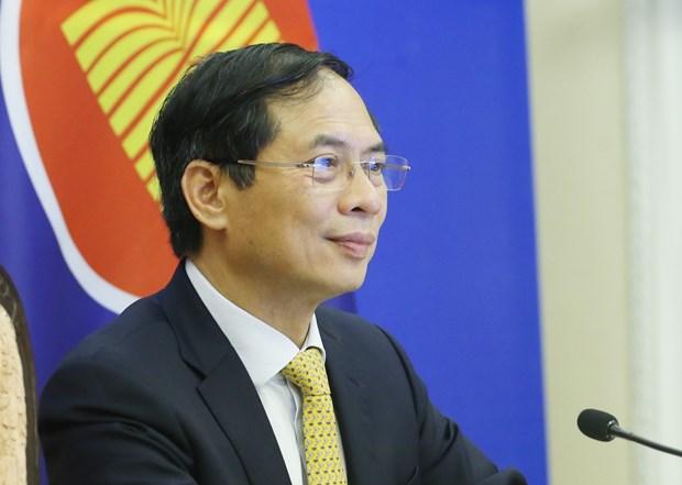 Ratifican ASEAN y Australia relaciones de asociacion estrategica hinh anh 2