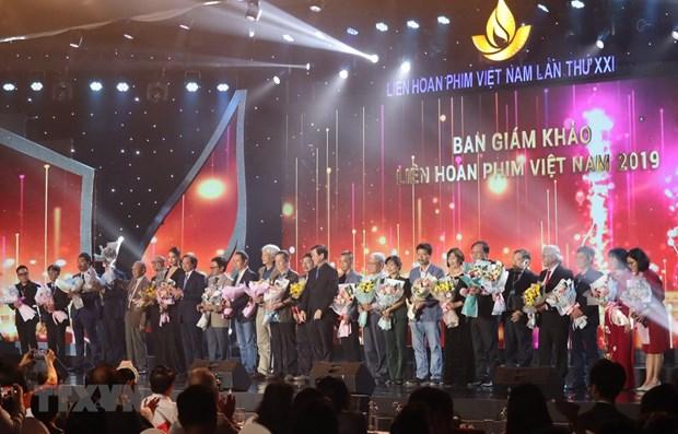 Aplazan celebracion de XXII Festival de Cine de Vietnam a causa de COVID-19 hinh anh 1
