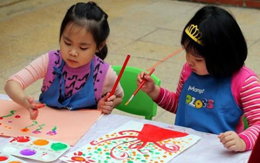 Lanzan campana inspiradora para promover la educacion de las ninas en Vietnam hinh anh 1