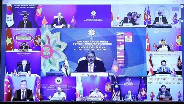 Indonesia propone mecanismo regional de salud hinh anh 1