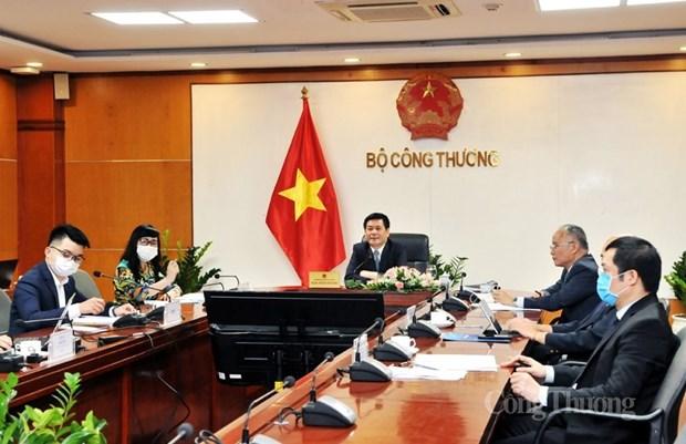 Promueven comercio fronterizo entre Vietnam y region china de Guangxi hinh anh 1