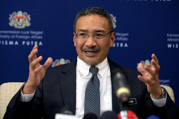 Mar del Este debe ser zona maritima pacifica y estable, afirma Malasia hinh anh 1