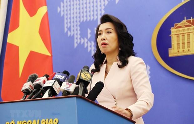 Realizan representaciones diplomaticas de Vietnam en Japon la proteccion ciudadana hinh anh 1