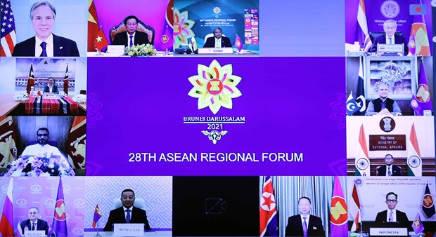 Foro Regional de ASEAN resalta responsabilidad y buena voluntad de cooperacion hinh anh 1