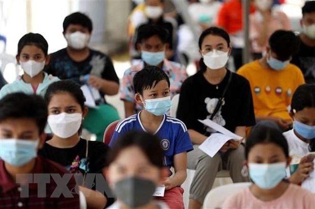 Camboya registra el mayor numero diario de pacientes del COVID-19 hinh anh 1
