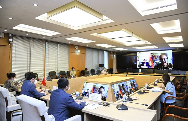 Proponen a la ONU respaldar a Vietnam en monitoreo de observancia de ODS hinh anh 2