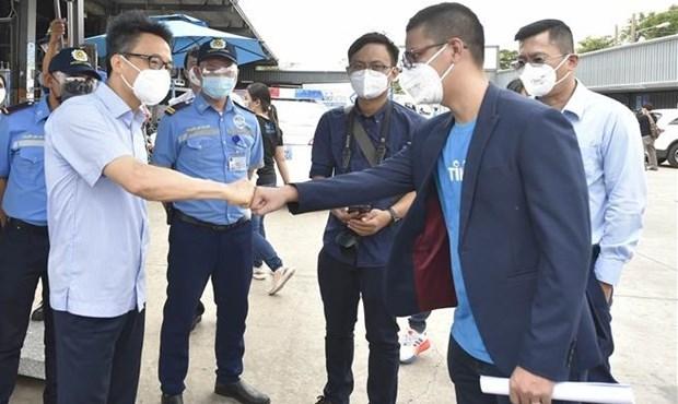 Vietnam solicita maximo apoyo a empresas afectadas por COVID-19 en Ciudad Ho Chi Minh hinh anh 1