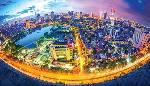 Lanzan concurso de dibujo sobre Hanoi hinh anh 1