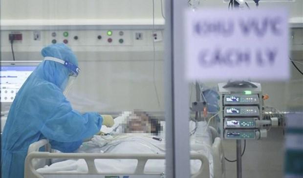 Vietnam detecta cuatro mil nuevos infectados del COVID-19 hinh anh 1