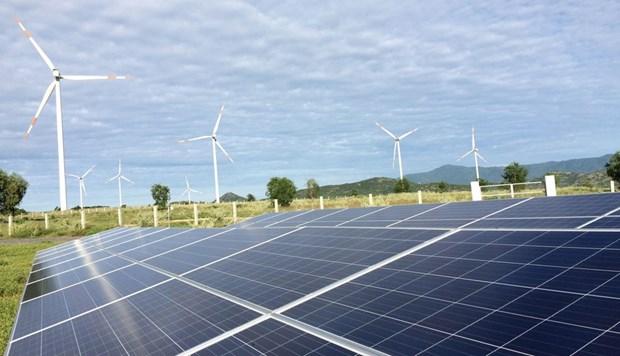 Vietnam y Alemania fortalecen nexos de cooperacion en energia renovable hinh anh 1