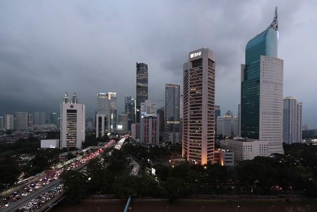 Crecen exportaciones de Indonesia en el segundo trimestre hinh anh 1