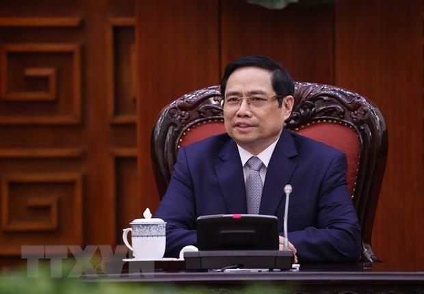 Intercambian Vietnam y Tailandia felicitaciones por aniversario de relaciones bilaterales hinh anh 1